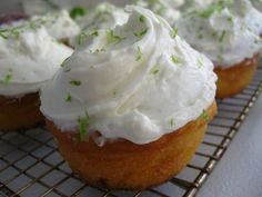 Coconut Lime Cupcake, anyone? :)  https://plus.google.com/u/0/105466596306740968847/posts/NV1oqjfoc21
