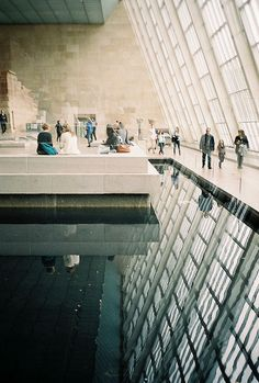 Reflect that! One of my favorite places to go, The Met !!!