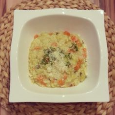 Gemüse-Risotto http://vom-windbeutel-verweht.blogspot.de/2014/03/gemuse-risotto.html