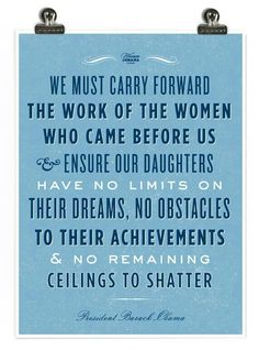 We're excited for another year of fighting for change for #workingwomen and their #daughters!