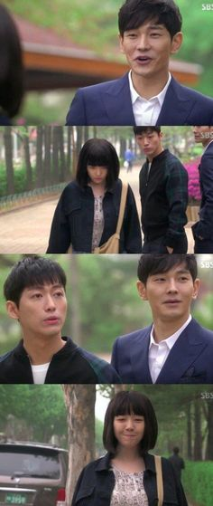 Added episodes 1 and 2 captures for the Korean drama 'Beautiful Gong Shim'.