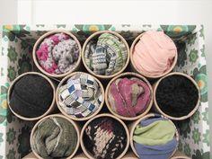 ber ideen zu schals organisieren auf pinterest. Black Bedroom Furniture Sets. Home Design Ideas