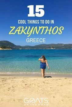 There are so many things to do in Zakynthos (Zante), and in this post I'll share our 15 favourites! Plus, where to stay in Zakynthos, where to eat & more. Backpacking Europe, Europe Travel Tips, Travel Advice, Travelling Europe, Travel List, Travel Guides, Top European Destinations, European Travel, Europe Destinations