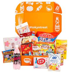 TokyoTreat: Japanese Candy & Japanese Snacks Subscription Box
