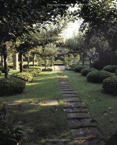 Book, Living By Design: A Country House and Garden: John Stefanidis:
