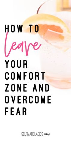 Your Comfort Zone.Unfortunately, it is quite the opposite and you should learn how to leave your comfort zone as soon as possible. Building Self Confidence, Self Confidence Tips, Building Self Esteem, Anxiety Tips, Social Anxiety, Better Life, How To Look Better, Positive Thinking Tips, Career Development
