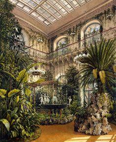 The Winter Palace of Empress Alexandra Fyodorovna.... | Wallace Gardens