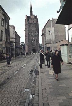 Rostock, Kröpeliner Straße