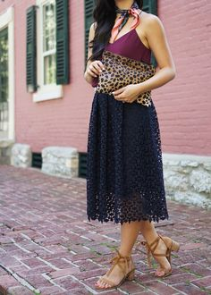 The Perfect Wear to Work Skirt