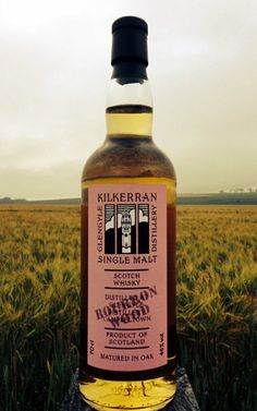 The 6th release from Kilkerran Work in Progress series. Distilled at Glengyle distillery in Campbeltown, this highly sought after single malt has been crafted by J A Mitchell who also own legendary Springbank. The folks at Springbank and Glengyle stick to age old whisky making processes, and all their whiskies are small batch, non chillfiltered with no added colourants. Matured in bourbon oak casks. http://www.scotchwhiskyexpress.com/product/520/18/