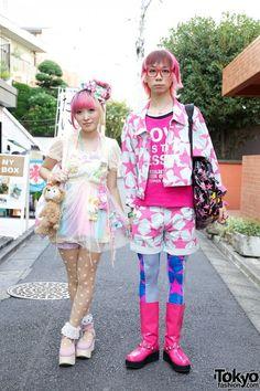 Tokyo fashion #kawaii                                                                                                                                                                                 Más