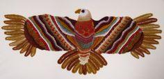 #Crochet Animal Zentangle #Art - interview with artist Ann Benoot