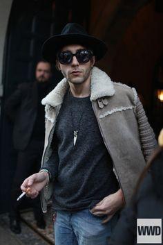 TAW: Milan Men's Fashion Week Fall 2014 Photo by Kuba Dabrowski