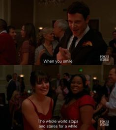Just the Way You Are #Finchel