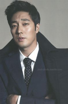 So Ji Sub-aholic