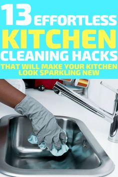 New Pic 13 Kitchen Cleaning Hacks You'd Be Crazy Not To Try Right Away Strategies It appears that glistening faucets attract calcium deposits and soap scum like magnets! Microwave Cleaning Hack, Oven Cleaning, Cleaning Hacks, Kitchen Cleaning, Shower Cleaning, Bedroom Cleaning, Hacks Diy, Clean Stove Burners, Hard Water Stains