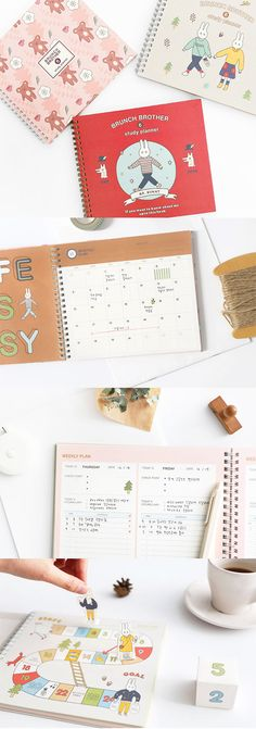 Love it!! On top of being super detailed, this study planner is super adorable and fun to use!