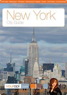 Gratis Ready to go City Guide New York van Youropi.com. Ontdek de beste restaurants, leukste winkels, leuke activiteiten en evenementen met deze gratis stadsgids!