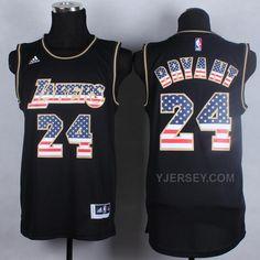http://www.yjersey.com/nba-lakers-24-bryant-black-usa-flag-fashion-jerseys.html OnlyEst** **iet                    07/07/2016 #NBA #LAKERS 24 BRYANT BLACK USA FLAG FASHION JERSEYS Free Shipping!