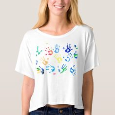 colorful flower bouquet t-shirt -nature diy customize sprecial design Funny Personalised Gifts, T Shirt Flowers, Colorful Flowers, Rainbow Colors, Flower Designs, Crop Tops, Stylish, Mens Tops, Funny Women