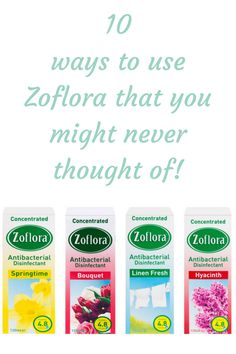 30 Cleaning Hacks And Tips On Ways To Use Zoflora