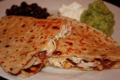 Hungry For More: BBQ Chicken Quesadillas