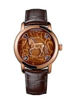 La Légende du Zodiaque Chinois; 2014, année du cheval; réf.86073/000R-9751