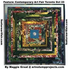 Feature: Contemporary Art Fair Toronto Oct 23 more info @ featureartfair.com   By Maggie Groat @ erinstumpprojects.com  Feature: Contemporary Art Fair coming up in Toronto on Oct 23-26. It is being held at The Canadian Opera Company (Joey & Toby Tanenbaum Centre, 227 Front Street East), and produced by The Contemporary Art Galleries Association (AGAC).