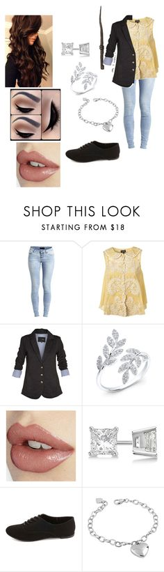 """""""Untitled #1834"""" by kjade2 ❤ liked on Polyvore featuring Object Collectors Item, Hurley, Anne Sisteron, Charlotte Tilbury, Allurez, Charlotte Russe and West Coast Jewelry"""