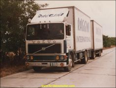 Road Transport, Volvo Trucks, Transportation, Europe, French, Cars, Vehicles, French Language, Autos