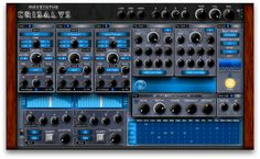 MaxSynths Crisalys - VST instrument for electronic music, FM modulation…