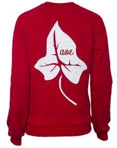 cute sweatshirt.  wonder if it's a quarter zip by chance?