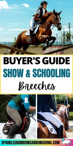 So you need to buy some breeches for riding and want to get a pair that is right for you. I am going to recommend breeches that are my favorites at this point and I think you will love too. But I... Click the link to read the rest of the post!#horseridingpants#horsebackridingpants#equestrianpants#horseridingapparal#horseridingclothes#horseridingbuyersguide #beginnerequestrian #horseriding #horsebackriding #beginnerhorserider #horsebackridingtips #horseridingtips #learningtoridehorses Horse Riding Pants, Horse Riding Tips, Horseback Riding Tips, Guide For School, Buyers Guide, Equestrian, Horses, Horse Tips, Horseback Riding