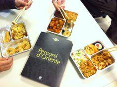..in #mikrotour anche a pranzo si assapora l'Oriente...