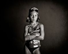 first triathlon Photo by kate t. parker -- National Geographic Your Shot