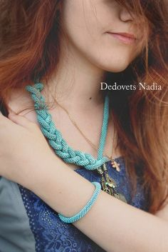 Turquoise Lariat sea color marine morning sea by NadiaDedovets