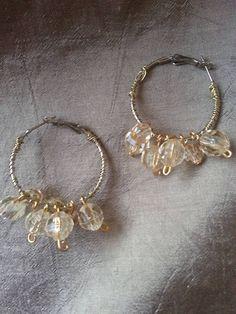Y estos elegantes aretes by Lazesati
