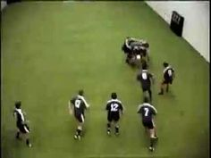 rugby drills continuity and support - YouTube