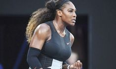 "Serena Williams said Monday that she ""can hardly wait for the future"" as she warmed up for her arrival to the WTA Tour at the T..."