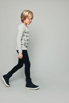 6f55a97c6 Autumn/Winter 2013 Collection by Milibe Copenhagen- tight black jeans  coolness