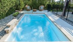 Swimming Pools Backyard, Backyard Landscaping, Outdoor Spaces, Outdoor Living, Pool Colors, Yard Design, Pool Ideas, Conch, Backyard Patio