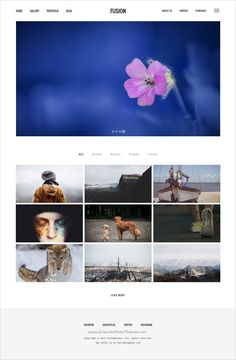 Fusion is beautifully design #photography and #portfolio @WordPress #template for photographer, designer, film makers, freelancer, artists and many more individual who want to showcase his/her work in stunning website with 15 amazing homepage layouts download now➯ https://themeforest.net/item/fusion-responsive-photography-portfolio-wordpress-theme/16913115?ref=Datasata