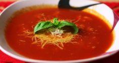Výborná paradajková polievka