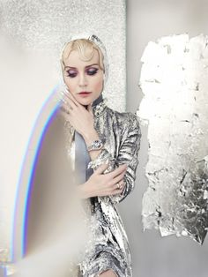 Roger Dubuis, Daphne Guinness and Nick Knight's Velvet is now online! - SHOWstudio - The Home of Fashion Film