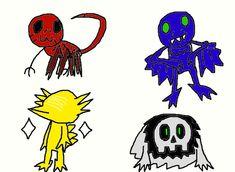 Little monsters (NES Godzilla) by Jason5432 on DeviantArt Little Monsters, Solomon, Godzilla, Disney Characters, Fictional Characters, Snoopy, Deviantart, Artist, Artists