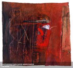 Red-Landscape-II, fran skiles