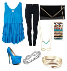 """""""Untitled #45"""" by kaylaharris1998 ❤ liked on Polyvore"""