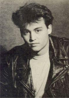Photo of Johnny Depp♥ for fans of Johnny Depp 32753455 Young Johnny Depp, Here's Johnny, Johnny Depp Movies, Hollywood Actor, Hollywood Actresses, Actors & Actresses, Beat Generation, Jack Kerouac, Ben Affleck