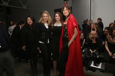 Kim Alexis Photos Photos - Susan Shin, Kim Alexis, Kimberly Guilfoyle and Carol Alt attend the Zang Toi collection during, New York Fashion Week: The Shows at Pier 59 on February 13, 2017 in New York City. - Zang Toi - Front Row - February 2017 - New York Fashion Week: The Shows