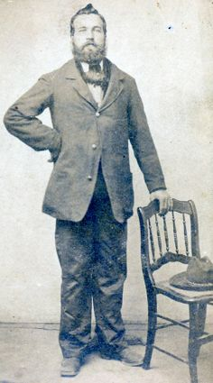 Hosea B. Thorndike. CO I 20TH MAINE INFANTRY